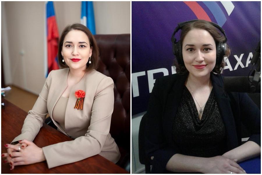 俄國政壇發生歧視女性的爭議,一名議員在視訊會議中出言汙辱女部長,引起討論。(翻攝自薇索琪臉書)