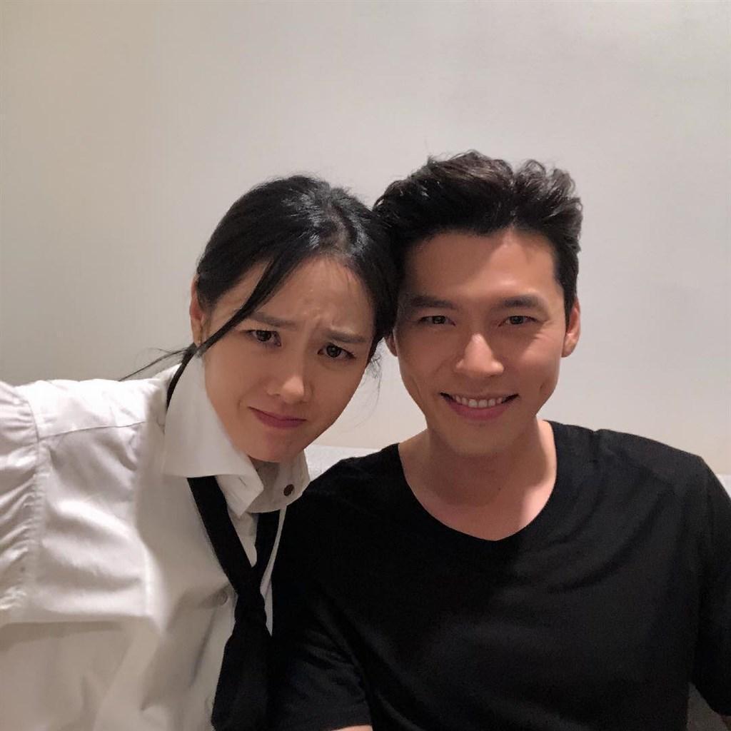 玄彬(右)與孫藝真(左)在2018年合作《極智對決》已火花滿滿。(翻攝自IG)