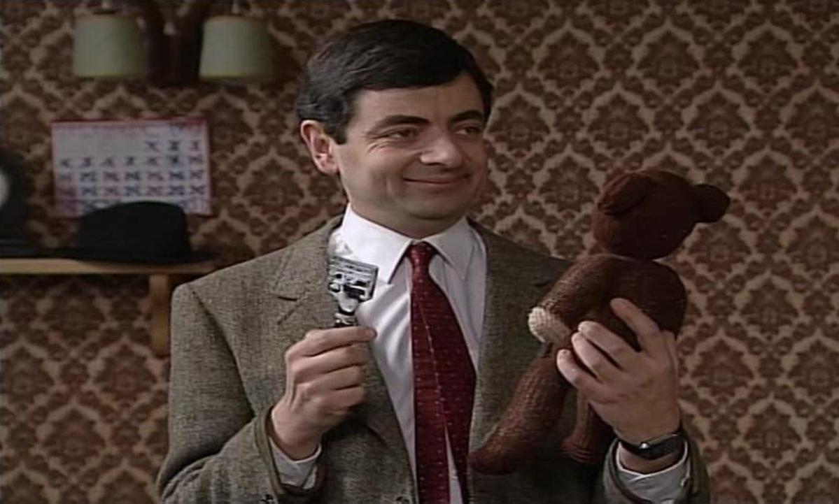 《豆豆先生》自1990年開播以來就深受世界歡迎。(翻攝IMDb)