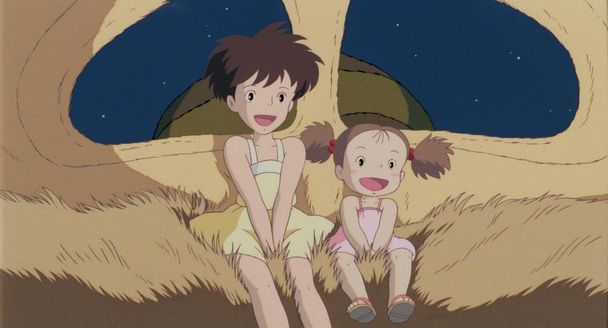 《龍貓》是許多觀眾童年都曾看過的卡通,這次將可在大銀幕欣賞。(甲上提供)