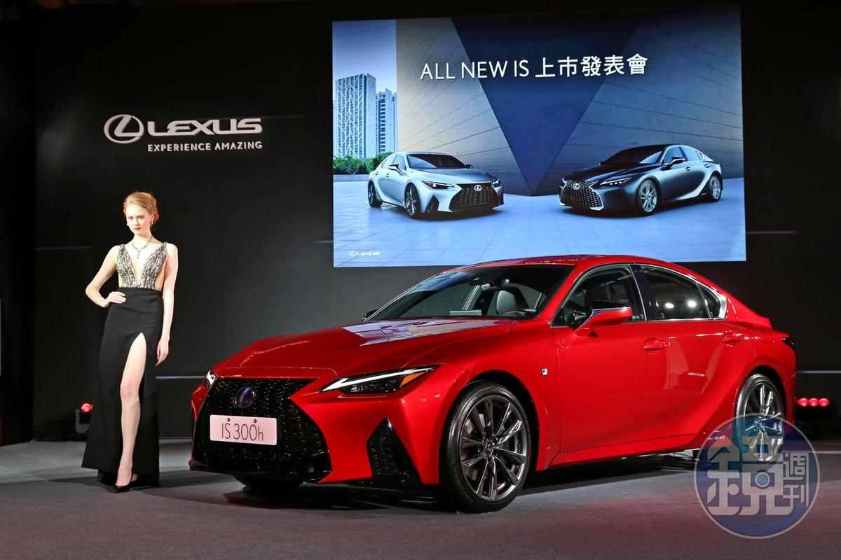 日系Lexus銷售爆量,逼退德國賓士奪豪華車一月銷售冠軍。