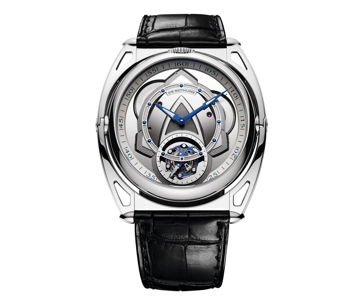 DB Kind of Two Tourbillon,建議售價NT$7,804,500。