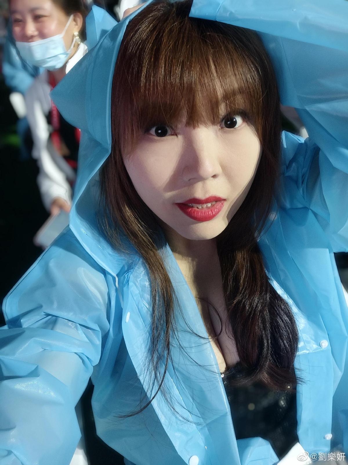 劉樂妍嗆聲等她不需要演戲時一定會將這些害群之馬的名字公佈出來。(翻攝自劉樂妍微博)