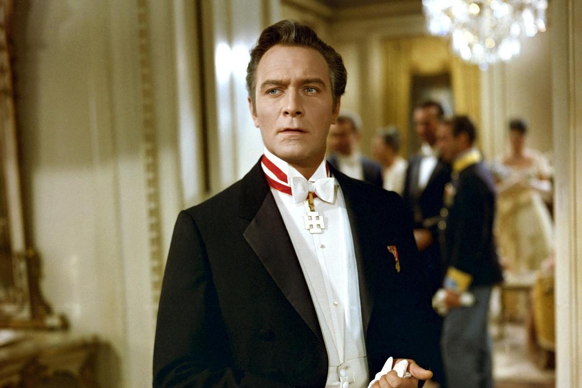 克里斯多福最知名的作品便是《真善美》,片中他飾演奧地利軍官,但原來他超嫌棄這角色。(網路圖片)