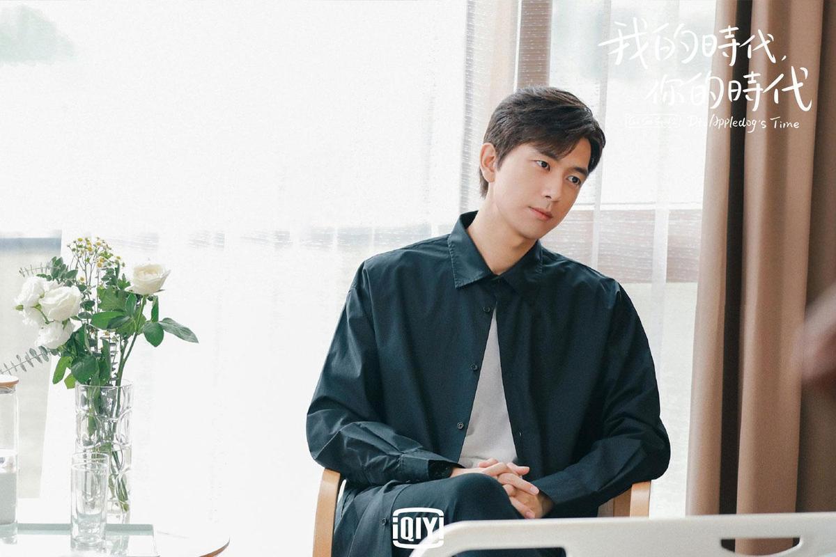 李現以「韓商言」角色客串《我的時代,你的時代》。(愛奇藝國際站提供)