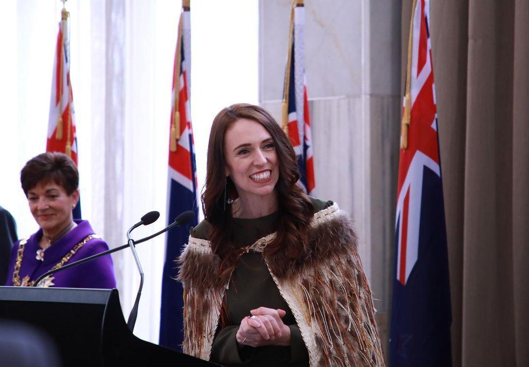 紐西蘭總理阿爾登(右)是成功的女性領導者。(翻攝Jacinda Ardern臉書)