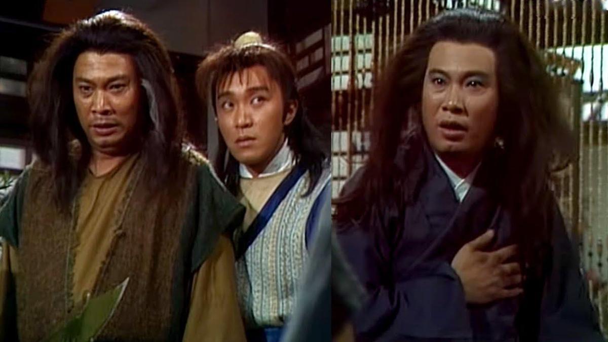 奠定周星馳喜劇風格的港劇《蓋世豪俠》是吳孟達與周星馳結緣的開始。(網路圖片)