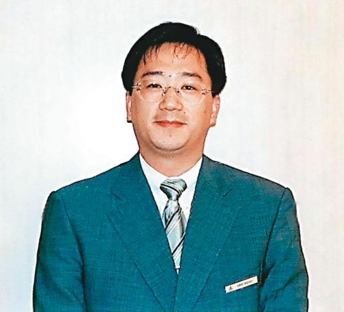 蕭琦晃(圖)年輕時長相斯文,他原是福華飯店櫃員,獲福華老六廖德修提拔成貼身特助,從此改變人生。(福華廣場提供)