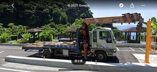 肇事車輛的原型目前也曝光。(翻攝Google Map)
