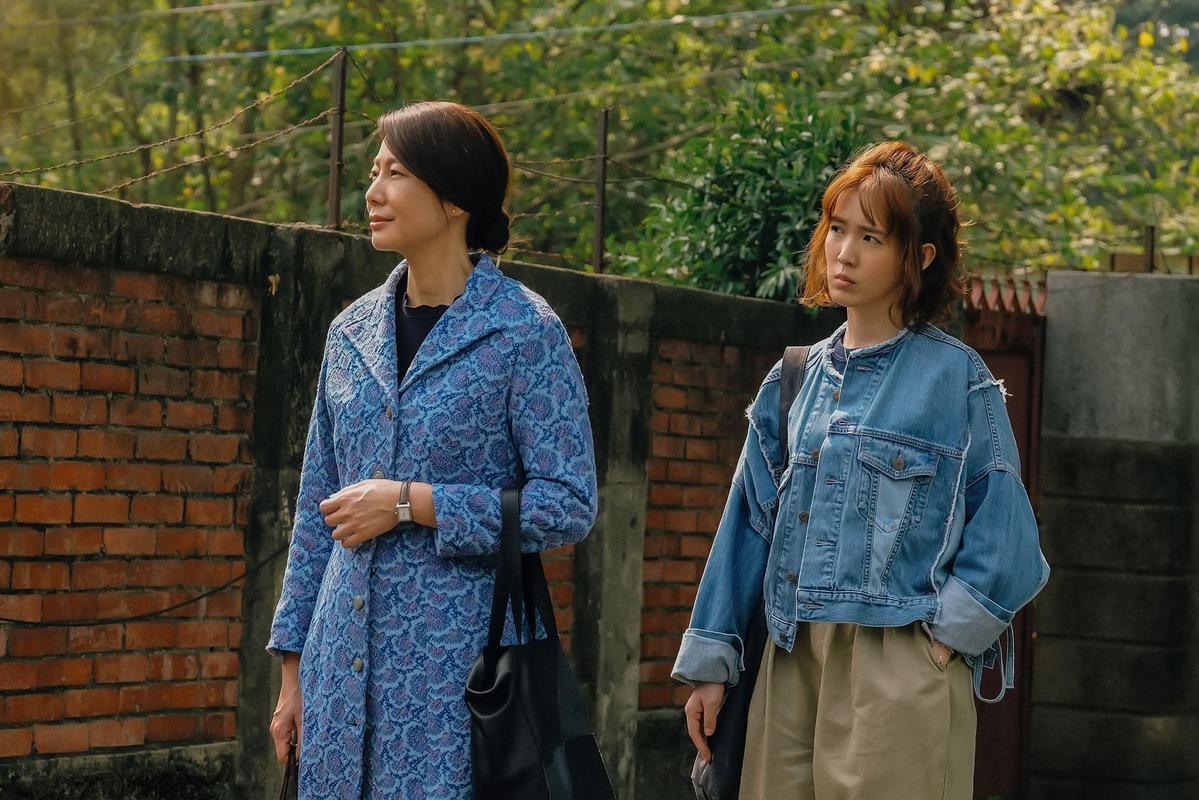 丁寧在《孤味》演出佛系小三,表現引人注目。(威視提供)