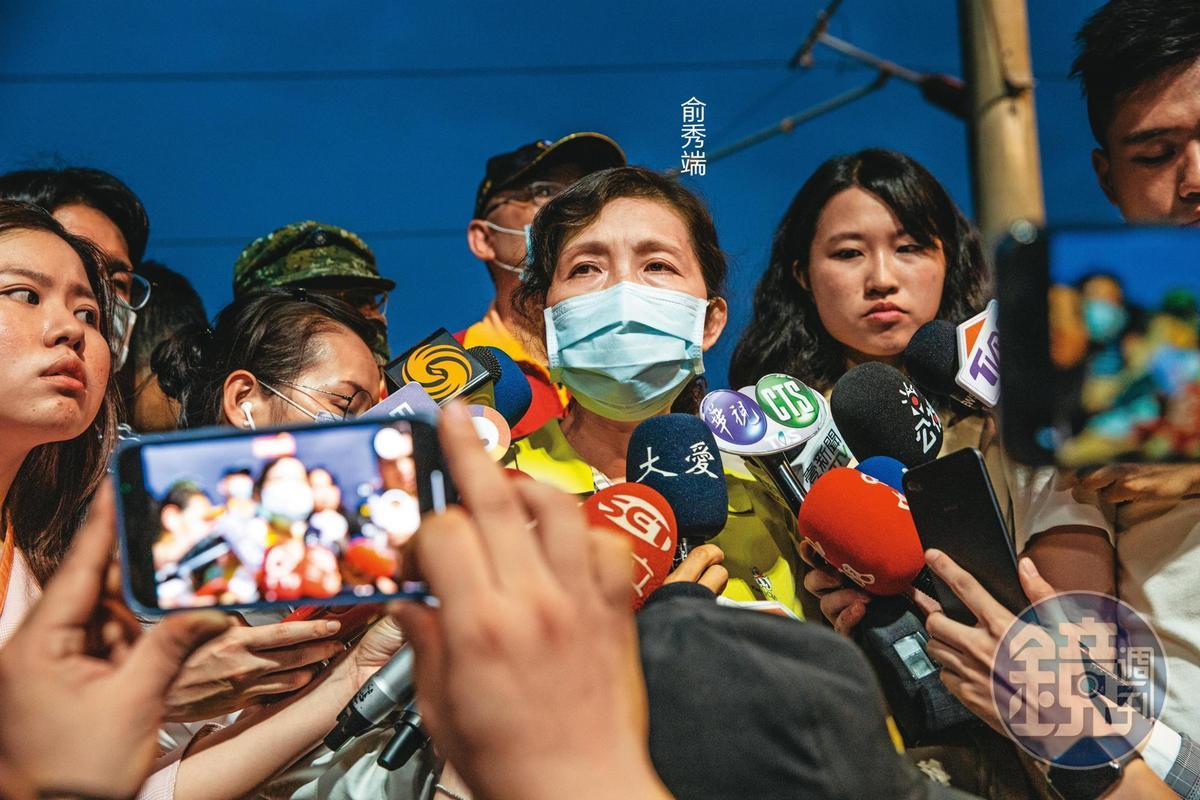 花蓮地院起初裁定李義祥交保,花蓮地檢署檢察長俞秀端表示不服,提出抗告後,成功將李義祥羈押。
