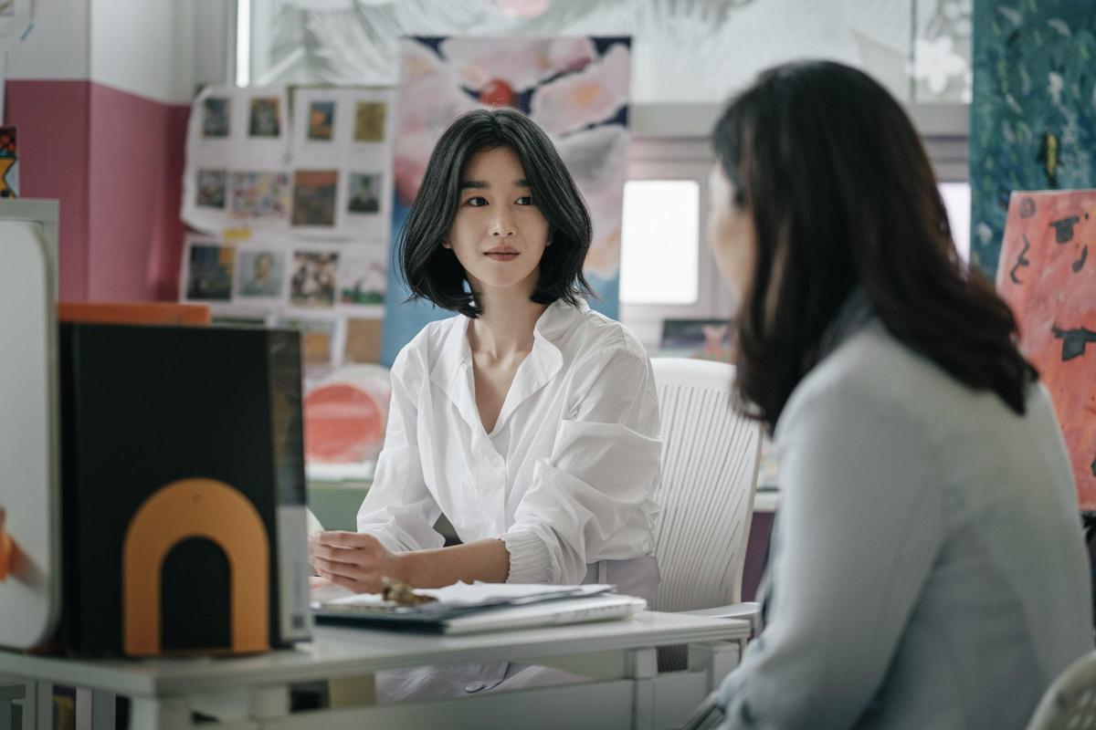 徐睿知主演電影《迴憶》明在韓國有試映會,電影4月29日在台上映。(甲上娛樂提供)