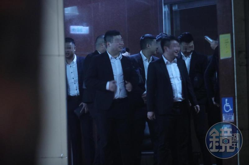 四海幫首任幫主馮竹語成立台灣第一個具規模的青少年幫派組織,取名「四海幫」。(刑事局提供)