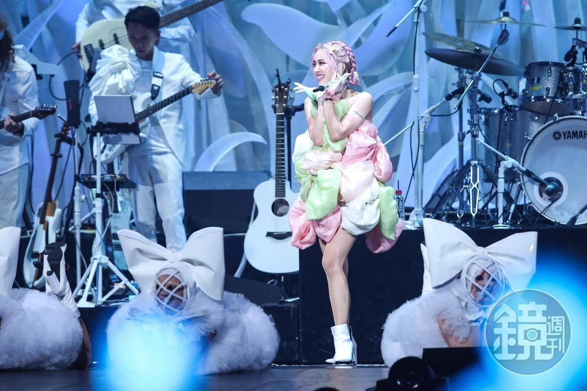 蔡依林《Ugaly Beauty》返場台北第三場。