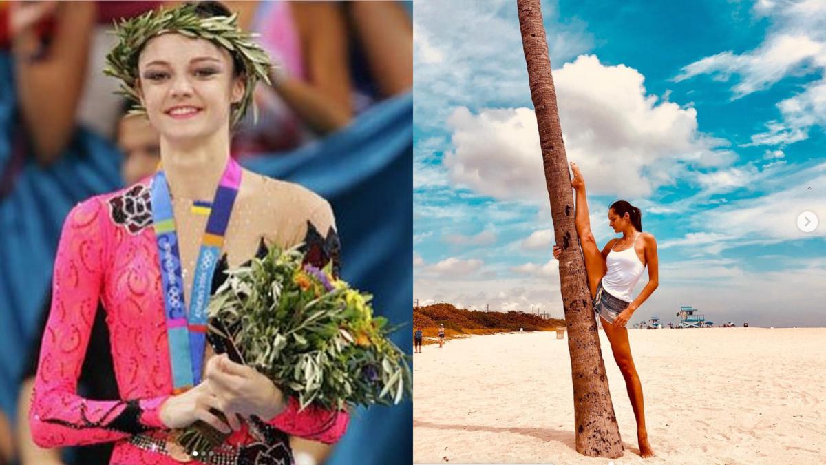 安娜曾在雅典奧運、北京奧運獲獎,是烏克蘭排名第1的選手。(翻攝自annabessonova IG)