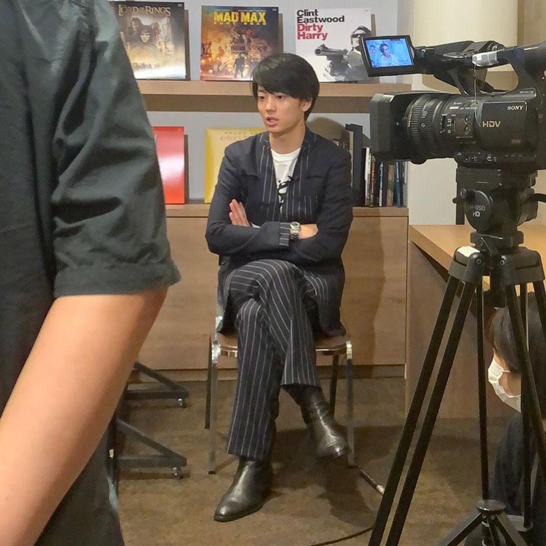 伊藤健太郎在肇逃事件爆發後沉寂好一陣子,近期出現在電視上仍不得觀眾緣。(翻攝自伊藤健太郎IG)