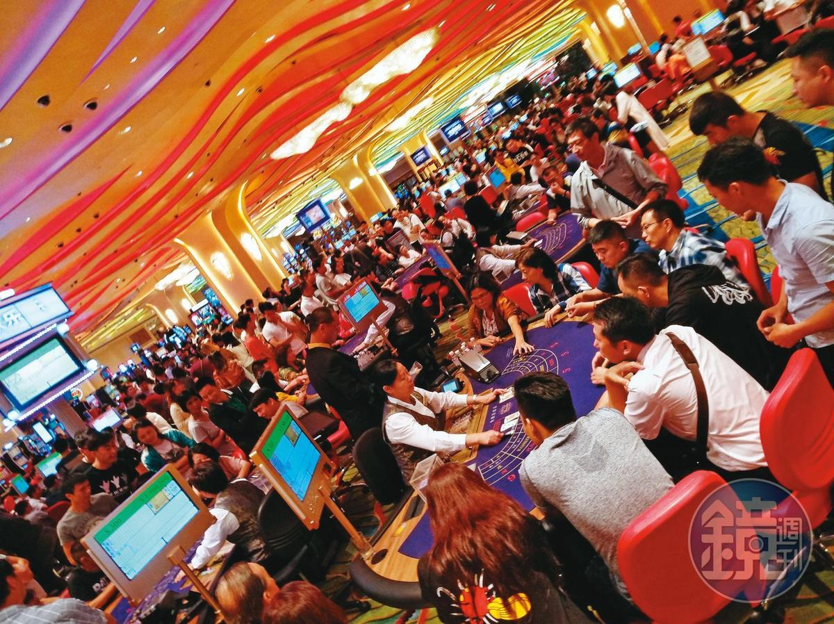 陳盈助在澳門以及新加坡等地都有開設賭場。(示意圖,翻攝網路)