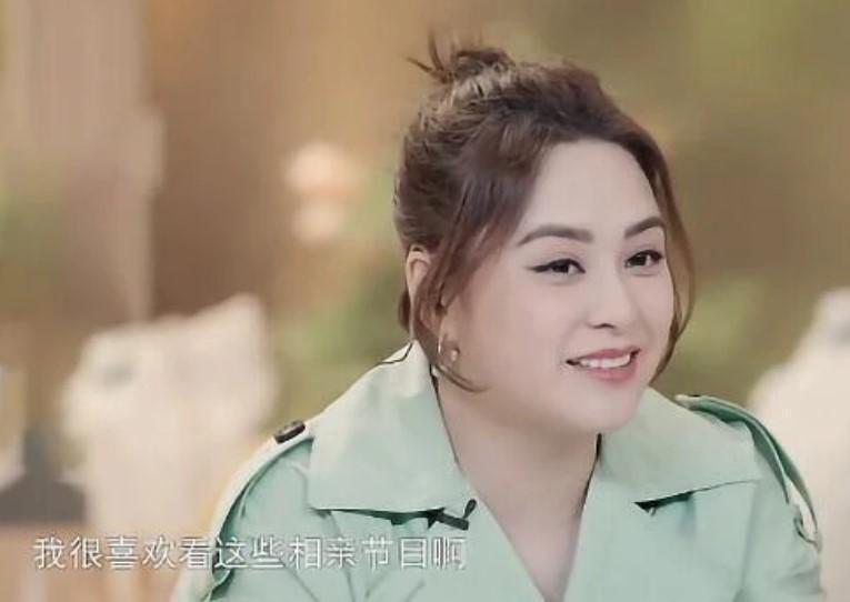 阿嬌在《怦然心動20歲》坦承,她自從離婚後,執迷於看相親節目。(翻攝自YouTube)