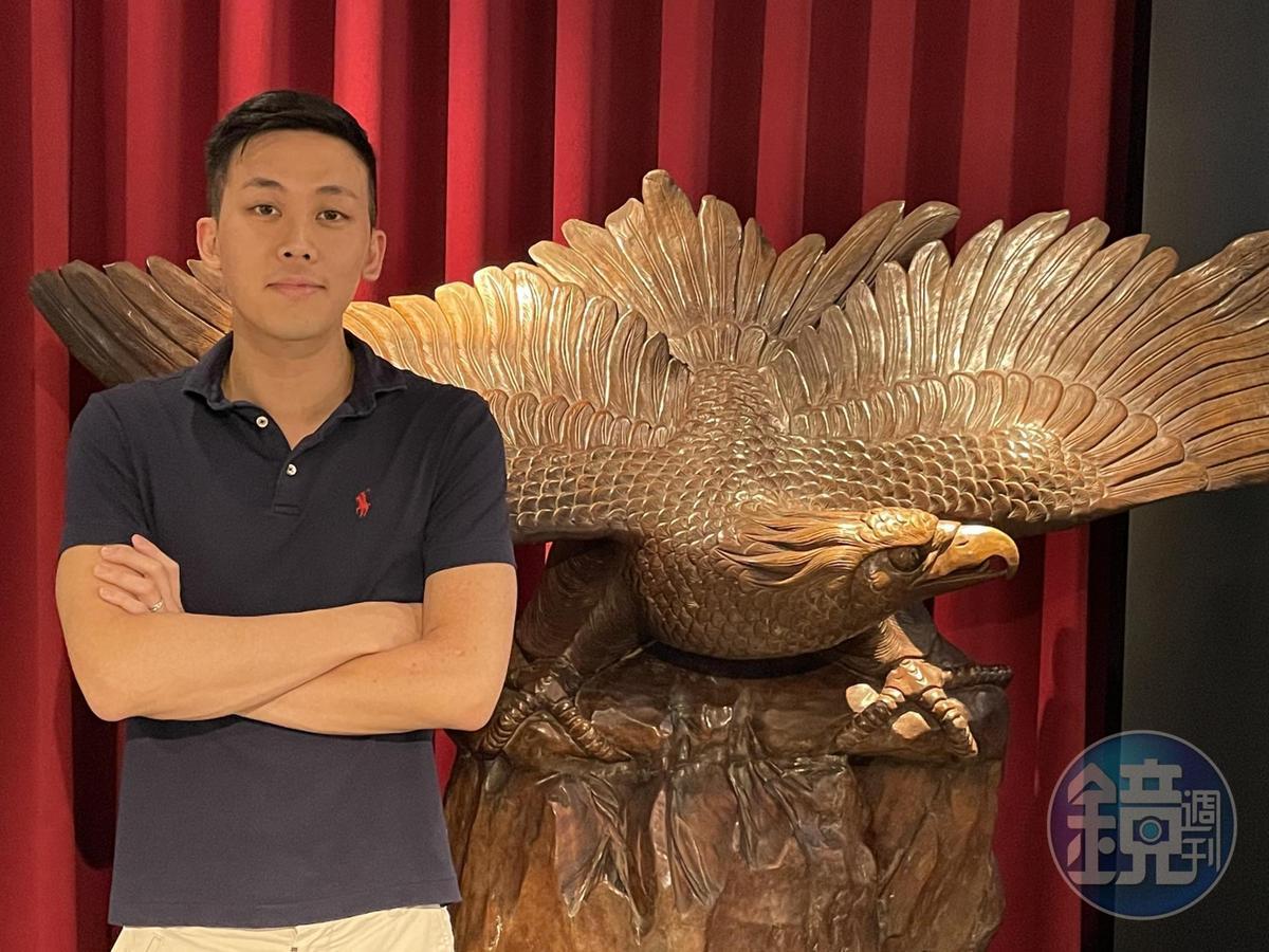 倪嘉昇現在可以成熟的重新解讀父親倪敏然。