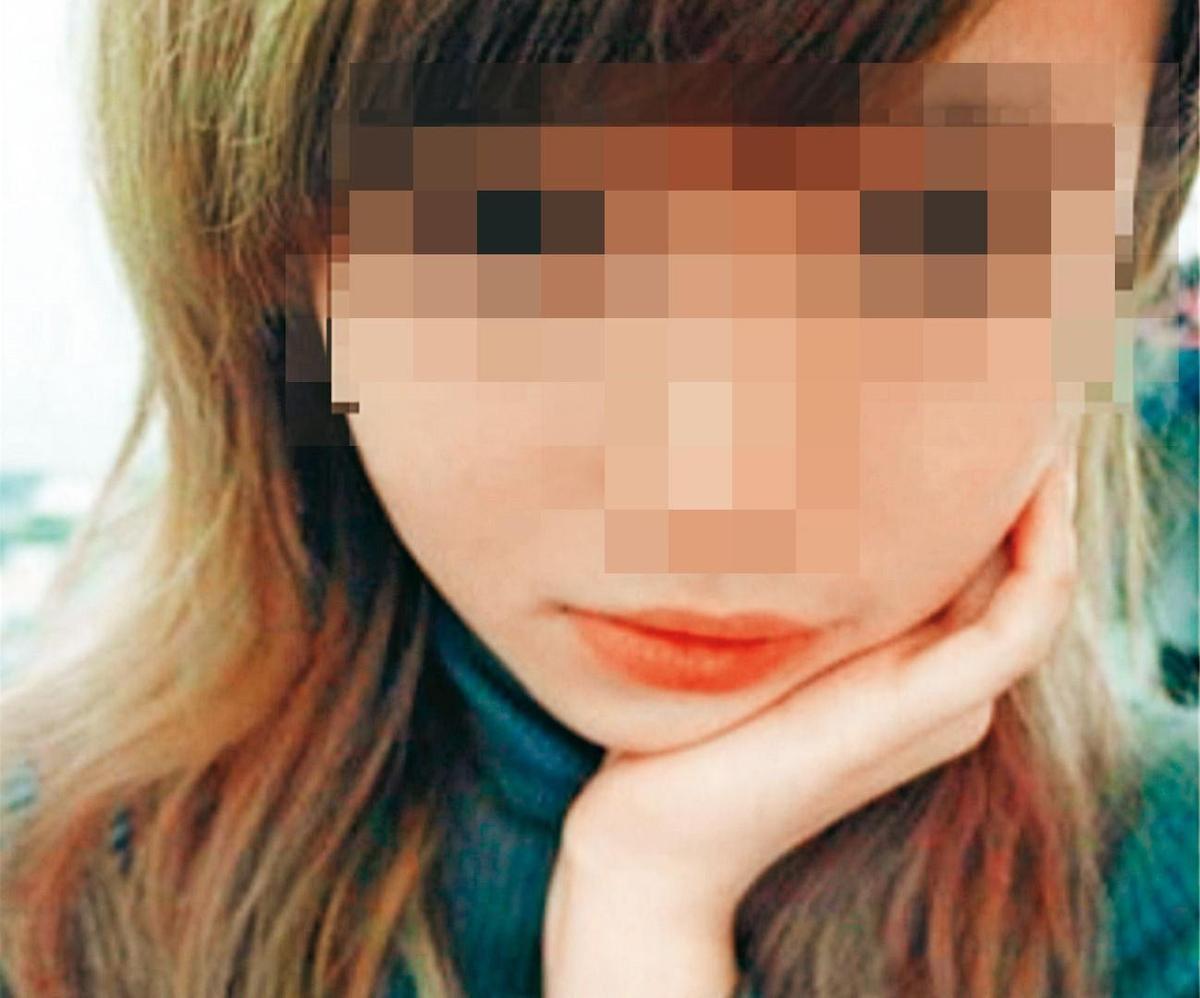 死者鄭女長相甜美,和江男交往4年,但多次分合。(翻攝畫面)