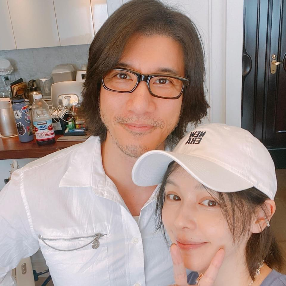 徐若瑄在家宴請好友王力宏,意外引紛爭。(翻攝自徐若瑄臉書)