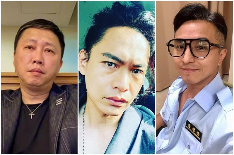 台灣綜藝圈一直有愛開黃腔當笑料的陋習,趙正平(左起)、黃鐙輝、王少偉都曾引起爭議。(合成圖,翻攝臉書)