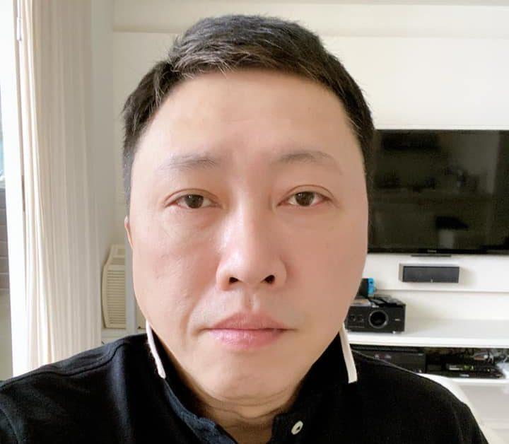 趙正平不願回應網友質疑性騷擾。(翻攝自趙正平臉書)