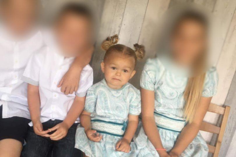 小露西娜無法和3個哥哥姊姊從火災中倖免。(翻攝gofundme網站)
